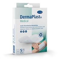 Image de DermaPlast Medical Pansement en non-tissé 10×8cm, 5 pièces