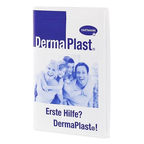 Image de DermaPlast Étui à pansement, 16 pièces