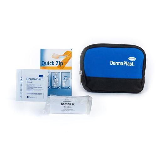 Image de Kit d'urgence en poche de ceinture (blessures au niveau du corps)