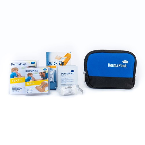 Image de Kit d'urgence en poche de ceinture (blessures au doigt)