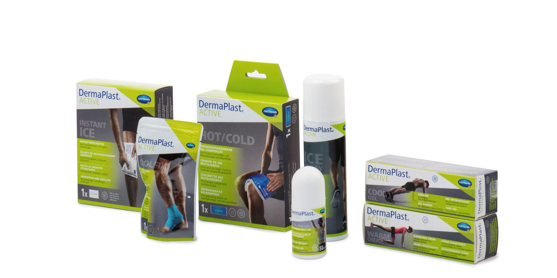 Image de la catégorie Wärmende und kühlende Produkte