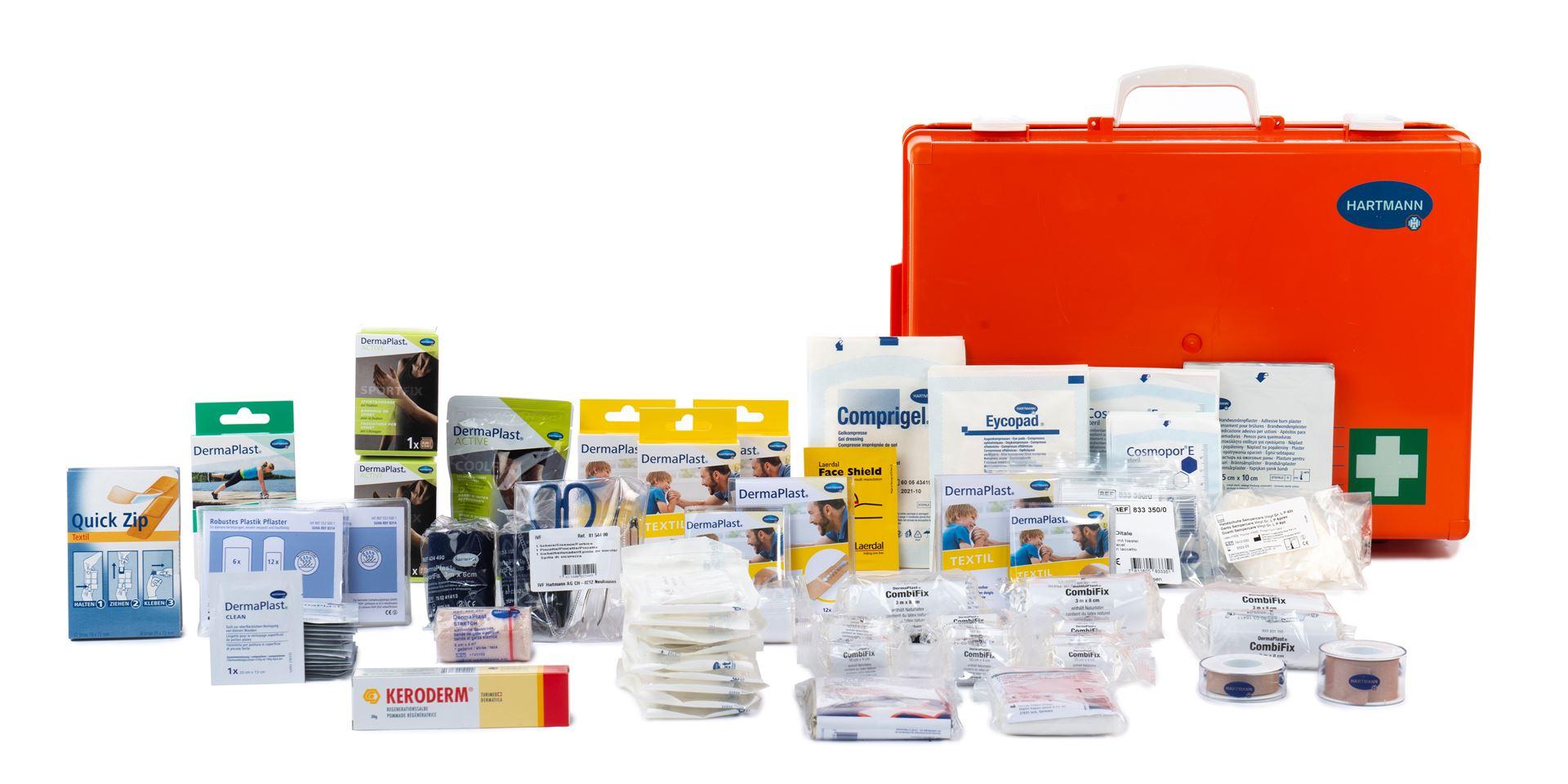 Image de la catégorie Kits de premiers secours