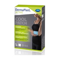 Image de DermaPlast Active Cool Patch 5 Pièces