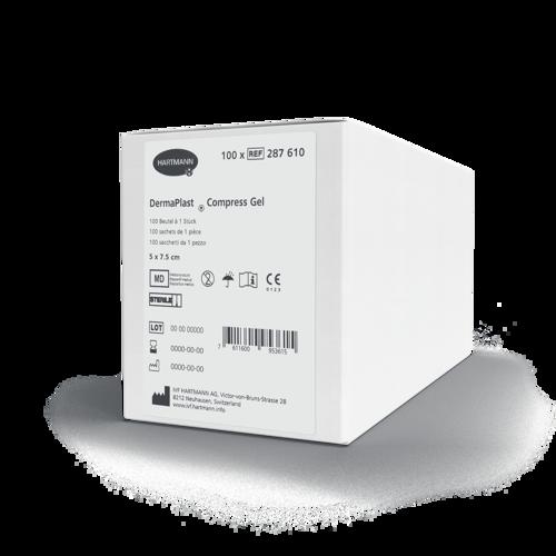 Image de DermaPlast® Compress Gel 5 x 7.5 cm  100 Pièces